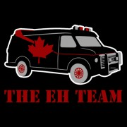The Eh Team T-Shirt - Funny Canada Shirt, Canadian A-Team Shirt, Geeky Tee Shirt, Nerd Shirts, 1980's TV Parody Shirt