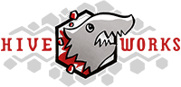 sharksplode-hiveworks-bee-logo